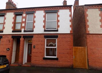 Thumbnail 3 bed end terrace house for sale in Romanes Street, Castle, Northwich