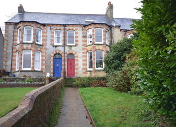 Thumbnail 1 bed flat for sale in Stratton Terrace, Truro
