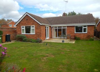 Thumbnail 3 bed detached bungalow for sale in Clare Road, Northborough, Peterborough