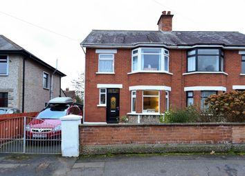 Thumbnail 3 bedroom semi-detached house for sale in Locksley Gardens, Finaghy, Belfast