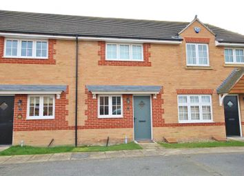 Thumbnail 2 bed terraced house for sale in Station View, Hambleton, Selby