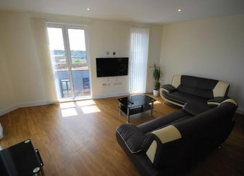 Thumbnail 2 bed flat to rent in Venice House, Hatton Road, Wembley, Middlesex