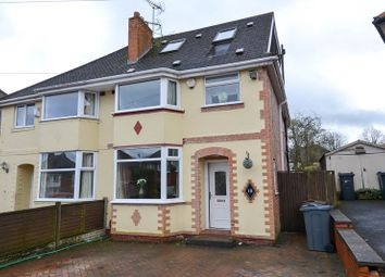 Thumbnail 5 bed semi-detached house for sale in Farlow Road, Northfield, Birmingham