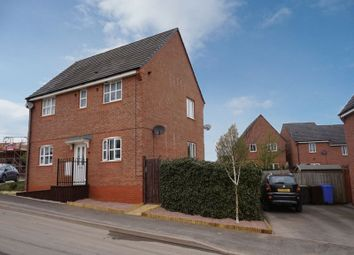 Thumbnail 2 bed flat for sale in Carsington Drive, Sandyford, Stoke-On-Trent, Staffordshire