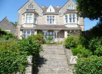 Thumbnail 2 bedroom flat to rent in Castle Road, Clevedon