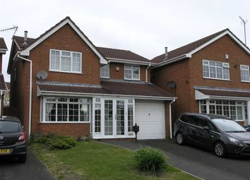 Thumbnail 4 bedroom detached house for sale in Yarner Close, Milking Bank, Dudley