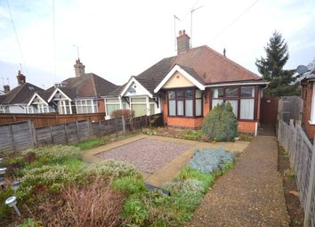 Thumbnail 2 bed bungalow to rent in Milton Street North, Northampton
