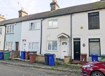 Thumbnail 2 bed terraced house for sale in 8 Charles Street, Grays, Essex
