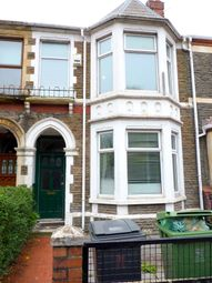 Thumbnail 4 bedroom terraced house to rent in Allensbank Road, Cardiff