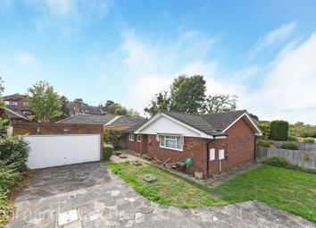 Thumbnail 3 bed detached bungalow for sale in Cedar Close, Epsom
