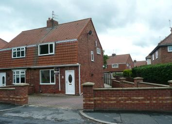 Thumbnail 2 bedroom semi-detached house to rent in Westmorland Place, Willington, Co Durham