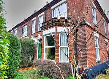 Thumbnail 4 bedroom end terrace house for sale in Aylsham Road, Norwich