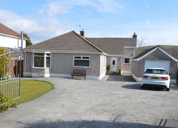 Thumbnail 3 bed detached bungalow for sale in Garrod Avenue, Dunvant, Swansea