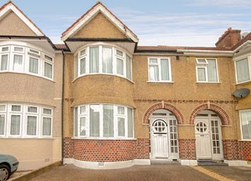Thumbnail 3 bed terraced house to rent in Dimsdale Drive, London