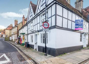 Thumbnail 1 bedroom flat for sale in The Old Surgery, Rumbolds Hill, Midhurst, West Sussex