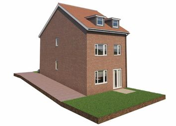 Thumbnail 4 bed detached house for sale in Eagle Way, Hampton Centre, Peterborough