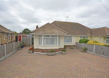 Thumbnail 2 bedroom semi-detached bungalow for sale in Oaklands Avenue, Broadstairs, Kent