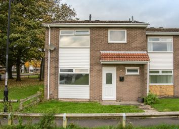 Thumbnail 3 bed terraced house for sale in Aydon Walk, Newcastle Upon Tyne