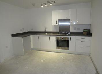 Thumbnail 2 bed flat to rent in Robertson Way, Basingstoke