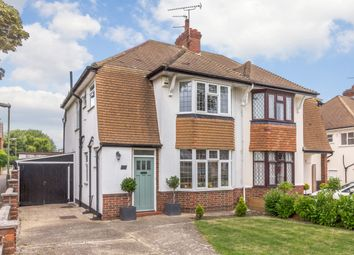 Thumbnail 3 bed semi-detached house for sale in Mead Way, Hayes, Bromley