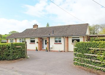 Thumbnail 3 bed bungalow for sale in Church Road, Colaton Raleigh, Sidmouth