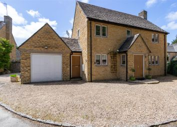 Thumbnail 3 bed detached house to rent in Foxes Close, Station Road, Bourton-On-The-Water, Cheltenham