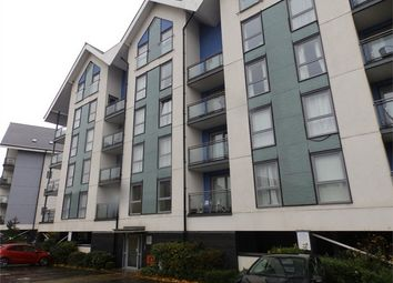 Thumbnail 1 bed flat to rent in Orion Apartments, Copper Quarter, Swansea