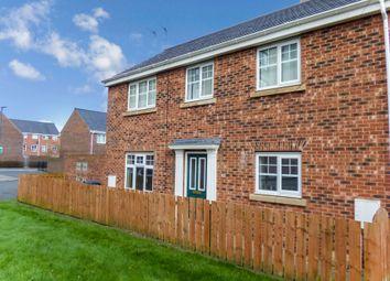 Thumbnail 1 bed flat for sale in Market Walk, Jarrow