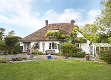 Thumbnail 4 bed detached house for sale in Collendean Lane, Norwood, Horley, Surrey