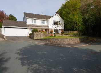 Thumbnail 4 bed detached house for sale in Priory Gardens, Whitchurch, Tavistock