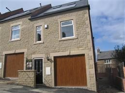 Thumbnail 3 bed town house to rent in Lister Road, Sheffield