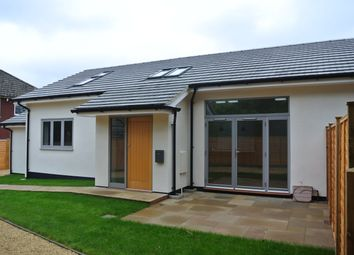 Thumbnail 2 bed semi-detached bungalow to rent in Hambledon Road, Hydestile
