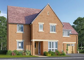 "Thumbnail 5 bedroom detached house for sale in ""The Papplewick"" at Bede Ling, West Bridgford, Nottingham"