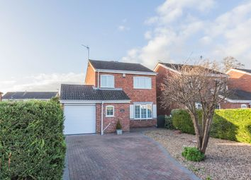 Thumbnail 3 bed detached house for sale in Welland Close, Raunds, Wellingborough