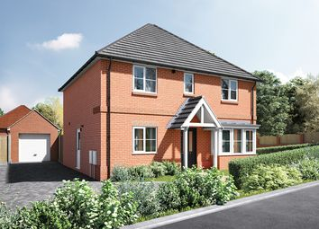"Thumbnail 4 bed detached house for sale in ""The Pembroke"" at Wood Lane, Binfield, Bracknell"