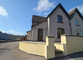 Thumbnail 3 bed semi-detached house for sale in Queen Street, Lydney
