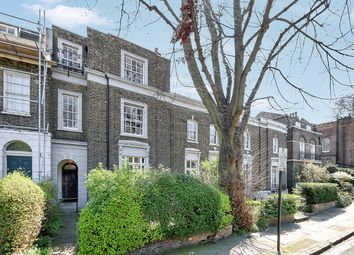 Thumbnail 4 bedroom terraced house for sale in Canonbury Grove, London