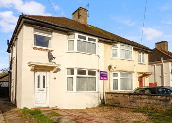 Thumbnail 3 bed semi-detached house for sale in Batholomew Road, Oxford