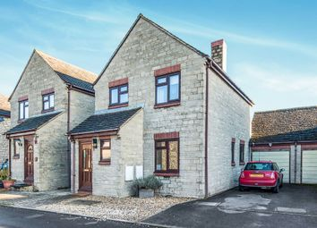 Thumbnail 3 bed link-detached house for sale in Chestnut Close, Brize Norton, Carterton
