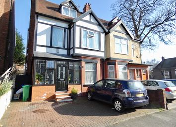Thumbnail 5 bed semi-detached house for sale in Burnage Lane, Burnage, Manchester
