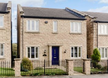 Thumbnail 4 bed detached house for sale in Oxley Road, Huddersfield