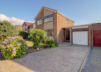 Thumbnail 3 bedroom detached house for sale in Hough Fold Way, Harwood, Bolton