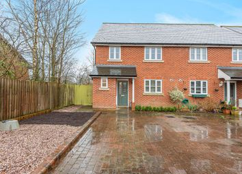 Thumbnail 4 bed semi-detached house for sale in Stockbridge Road West, Sutton Scotney, Winchester