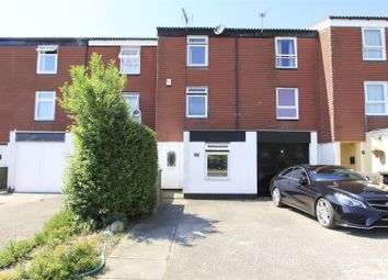 Thumbnail 4 bed terraced house for sale in St. Helens Close, Cowley, Uxbridge
