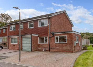 Thumbnail 3 bed semi-detached house for sale in Milcote Close, Redditch