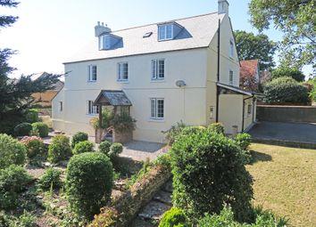 Thumbnail 5 bed detached house for sale in Elburton Road, Elburton, Plymstock, Devon