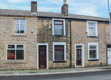 Thumbnail 2 bed terraced house for sale in Broad O Th Lane, Astley Bridge, Bolton
