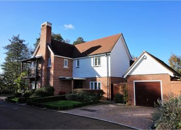 Thumbnail 4 bed detached house for sale in Foxtails, Fleet