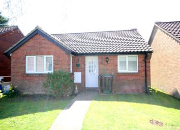 Thumbnail 2 bed bungalow for sale in Churchfield Green St. Williams Way, Norwich