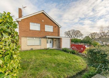 Thumbnail 3 bed detached house for sale in Greendale Avenue, Edwinstowe, Mansfield